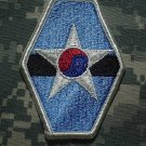 Combined Field Army ROK-US Patch Color
