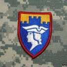 7th Army Reserve Command color patch Insignia