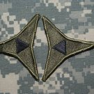 3rd Corps Patch Lot of 2 Subdued