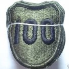 100th Infantry Division patch lot of 20 in bundle subd