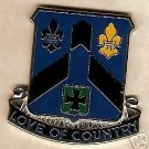 58TH INFANTRY REGIMENT DUI DI INSIGNIA-LOVE OF COUNTRY-