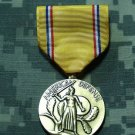 American Defense Full Size Medal NIP