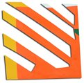 Abstract Magnets - 2 pack, medium