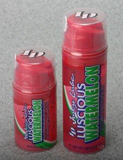 ID Juicy Lube Flavored Watermelon Lubricant Pump 1.9oz