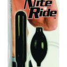 Nite Ride by California Exotic Enema Douche Colonic NIB