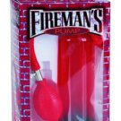 Fireman Penis Pump w/Cylinder Cock Enlarger Suction NIB