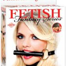 "Fetish Fantasy 2.5"" PVC Beginner Horse Pony Bit Bar Gag"