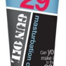 Stroke 29 Male Masturbation Cream Lube Gel Heat 3.3oz