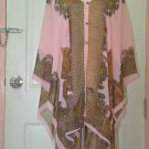 2004 Scarf Kaftan Caftan Kimono Sleeves Tunic Beach Cover-ups swim suit Top