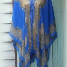 2026 Scarf Kaftan Caftan Kimono Sleeves Tunic Beach Cover-ups swim suit Top