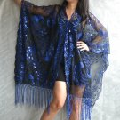 2033 Scarves Kaftan Caftan Kimono Sleeves Tunic Beach Cover-ups swim suit Top