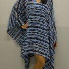 4027 Caftan Kaftan Kimono Tunic Cover-ups Blouse Top M L XL 2XL 3XL