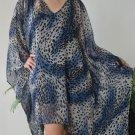4042 Caftan Kaftan Kimono Tunic Cover-ups Blouse Top M L XL 2XL 3XL