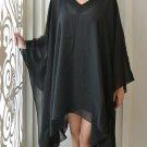 4053 Caftan Kaftan Kimono Tunic Cover-ups Blouse Top M L XL 2XL 3XL