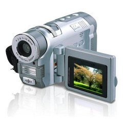 Digital Camcorder With MP3 Player, 6.6M Pixel, 32MB Int.Mem.