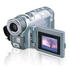 Digital Camcorder With MP3 Player, 3.1M Pixel, 32MB Int.Mem