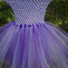 HANDEMADE PURPLE/ LAVENDER TUTU DRESS