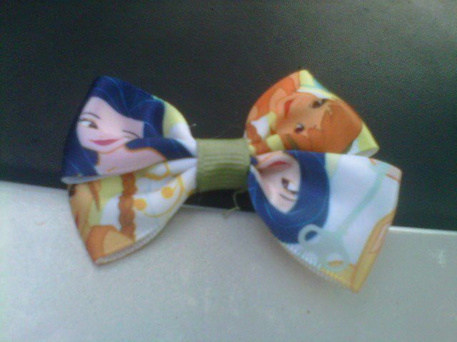 HANDMADE BOW TINKER BELL2for $2.50