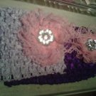 CUSTOM HEADWRAPS W/ FLOWER RHINESTONE