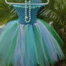 CUSTOM MADE DIVA TUTU DRESS BIRTHDAY PACKAGE 3