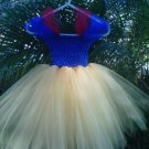 CUSTOM MADE DIVA TUTU DRESS BIRTHDAY PACKAGE 1  (WINGS / WANDS  / FAIRY DUST  INCLUDE  )