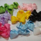 custom made hair bows  8 FOR $20.15