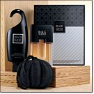 FATHER'S DAY  black suede grooming essential gift set 29.00
