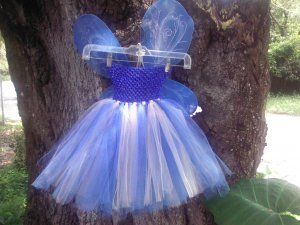 HANDMADE DALLAS TUTU DRESS W/ WINGS 2 for $49.50