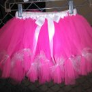 HANDMADE TUTU SKIRT  25 INCH WAIST LINE 4 for $ 40.25