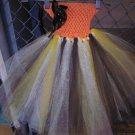 ARTISAN AUTUMN GIRL TUTU DRESS