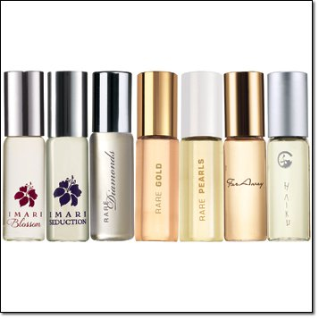 AVON PURSE SIZE SPRAYS