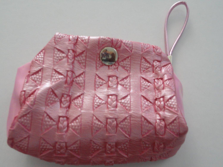 Mini Coin Purse-Pink