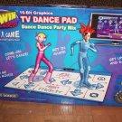 Dance Dance Revolution Dance Pad- TV Plug-N-Play