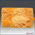 2D Soap Silicone Mold – Thanksgiving Tableau