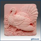 Soap and Candle Mold – Thanksgiving Turkey