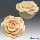 3D Silicone Soap/Candle Mold –Opening Night Hybrid Rose
