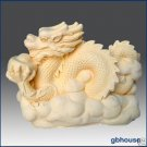 3D Silicone Soap & Candle Mold–Lucky Dragon