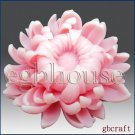 3D Silicone MP Soap Mold - Fancy Chrysanthemum - Free Shipping