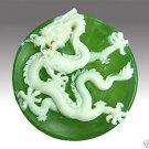 Silicone Soap Mold- Classic Imperial Dragon