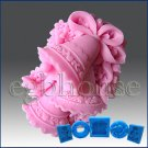 Silicone chocolate/food grade Mold – Bouquet of Bells