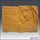 3D Silicone Soap Mold – Hold Us In Your Light – Praying