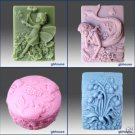 Free shipping with purchase of all 4 of these mold