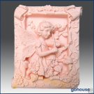 2D Silicone Soap Mold – Fairybell, the Musical Fairy