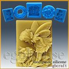 Season fairy - Summer fairy Food Grade Silicone Chocolate Mold