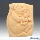 Silicone Soap Mold 2D – Doggy Dreams