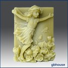 Silicone Soap Mold - Aurelia -Fairy of Love