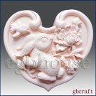 2D Silicone Soap Mold  - Oriental Zodiac Sign - Rabbit