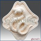 2D Silicone Soap Mold - Oriental Zodiac Sign - Snake - new design for 2013