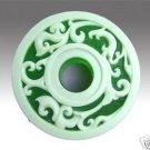 Phoenix pendent design- silicone soap mold