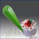 Crafter's Clay Frosting ** Green-100g ** (Non-edible)